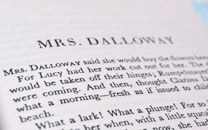 Quotes From Mrs Dalloway With Page Numbers
